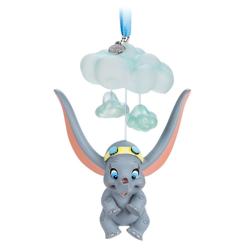 Dumbo Sketchbook Ornament
