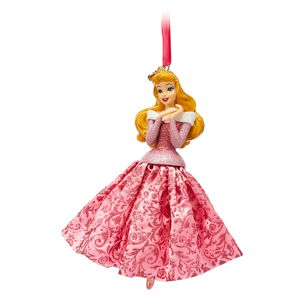 Aurora Sketchbook Ornament – Sleeping Beauty