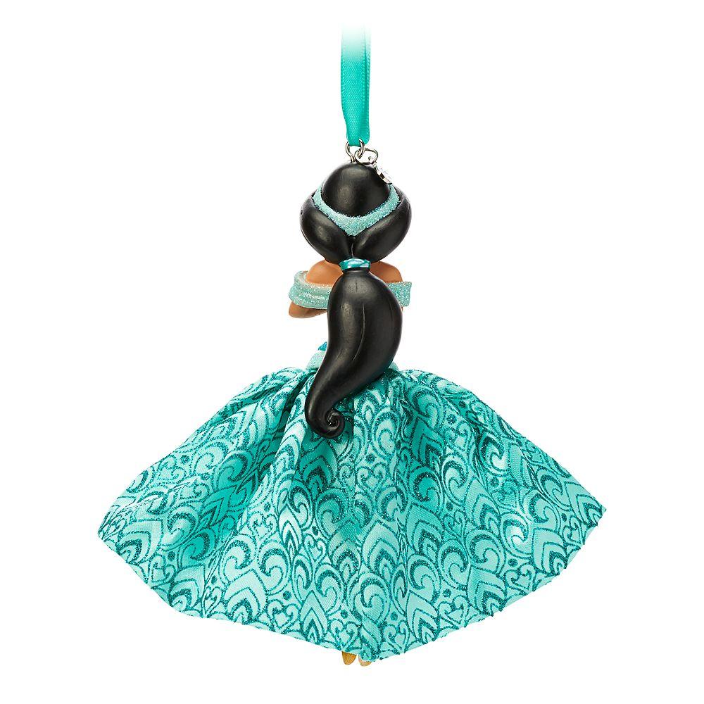 Jasmine Sketchbook Ornament – Aladdin