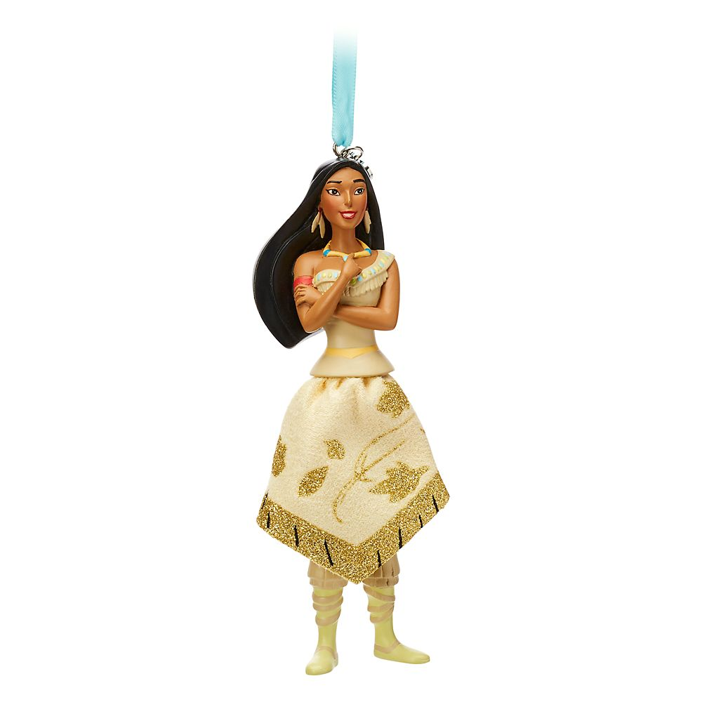 Pocahontas Sketchbook Ornament Official shopDisney