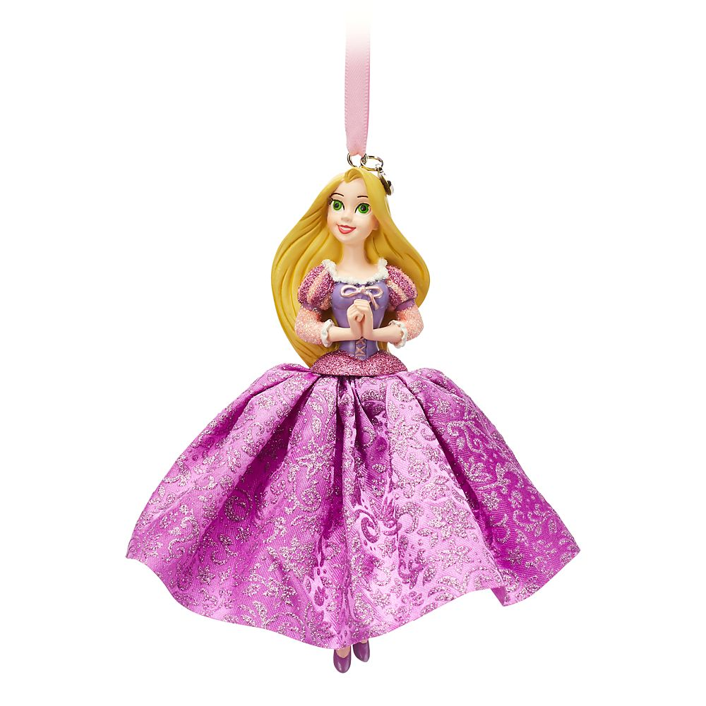 Rapunzel Sketchbook Ornament – Tangled