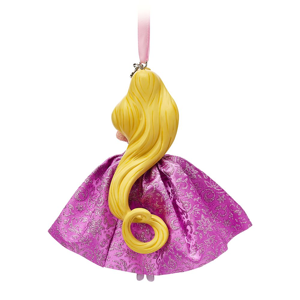 Rapunzel Sketchbook Ornament – Tangled