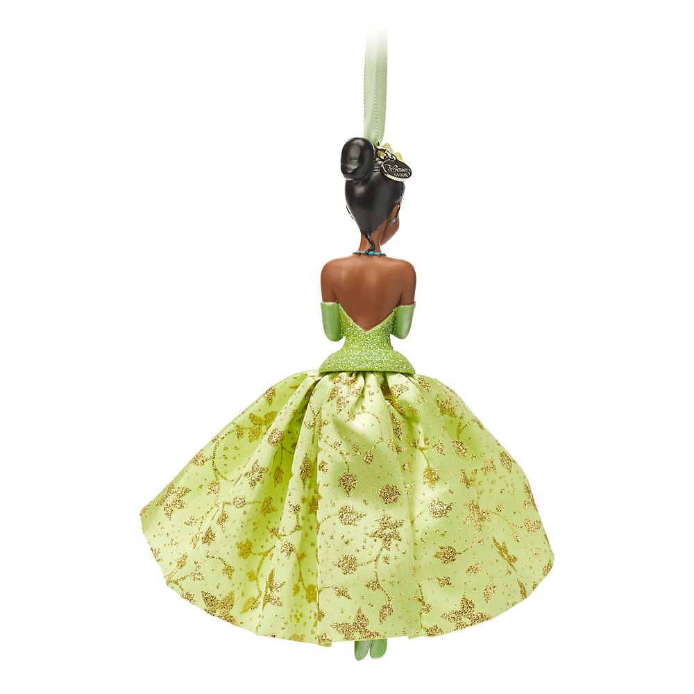 Tiana Sketchbook Ornament – The Princess and the Frog
