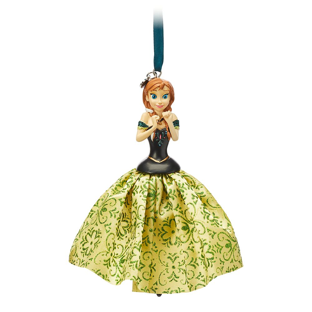 Anna Sketchbook Ornament  Frozen Official shopDisney