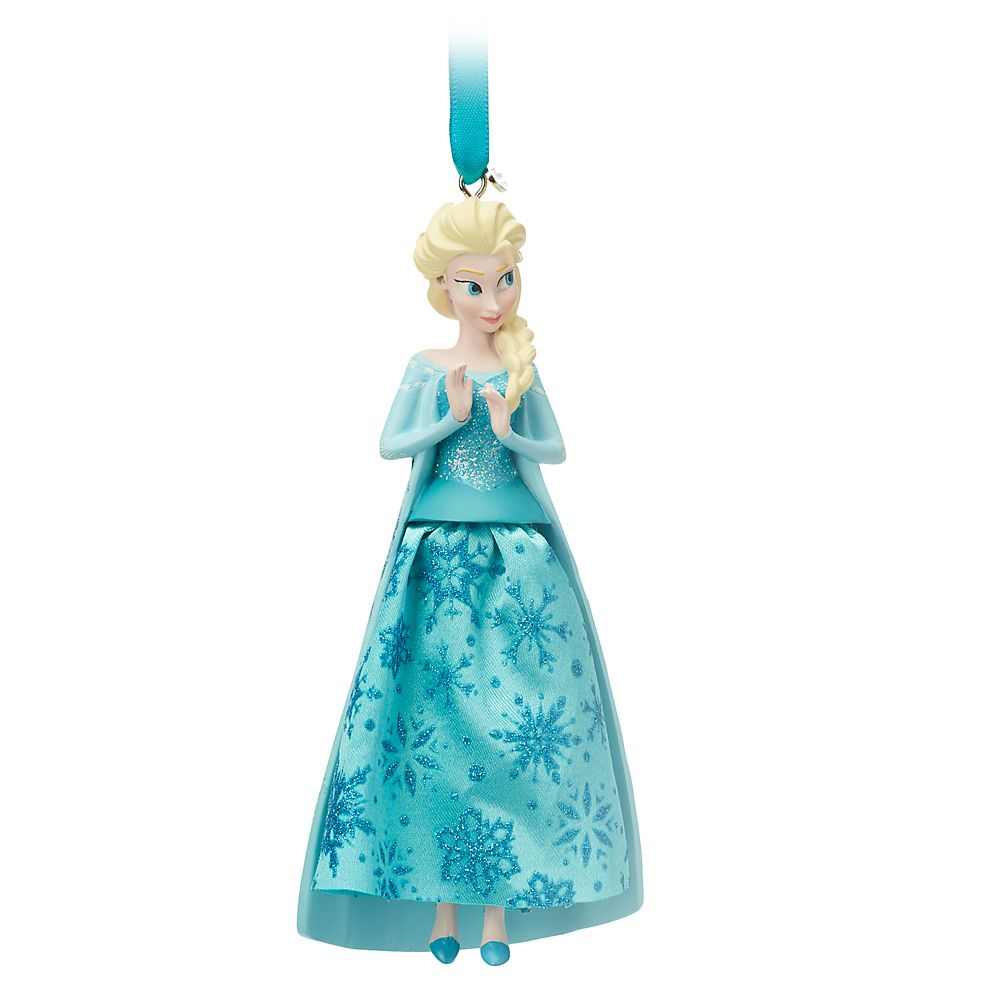 Elsa Sketchbook Ornament – Frozen