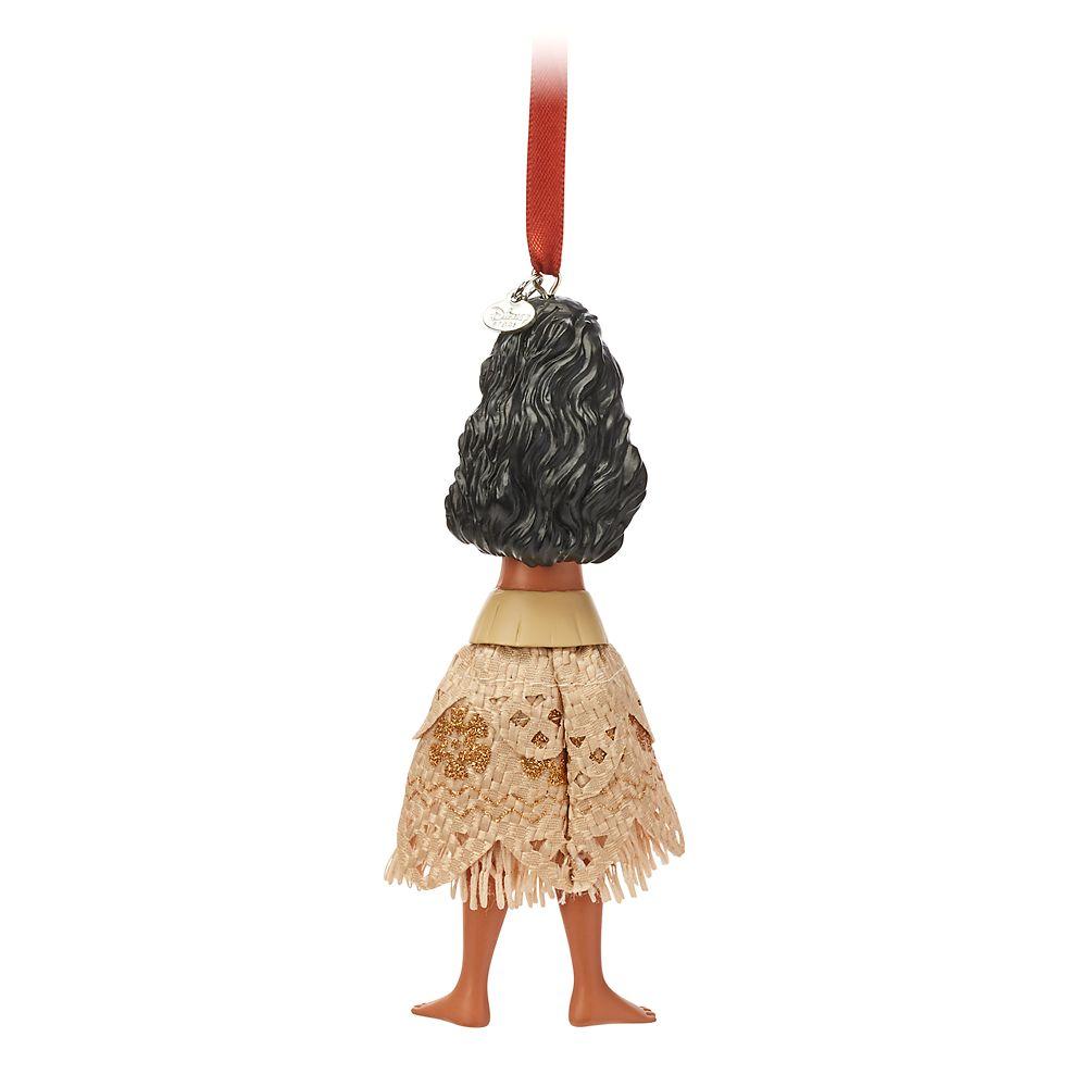 Moana Sketchbook Ornament