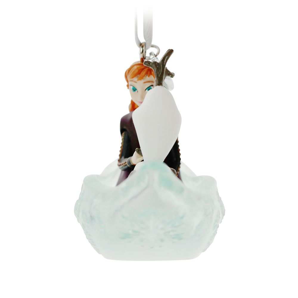 Anna and Olaf Fairytale Moments Sketchbook Ornament – Frozen 2