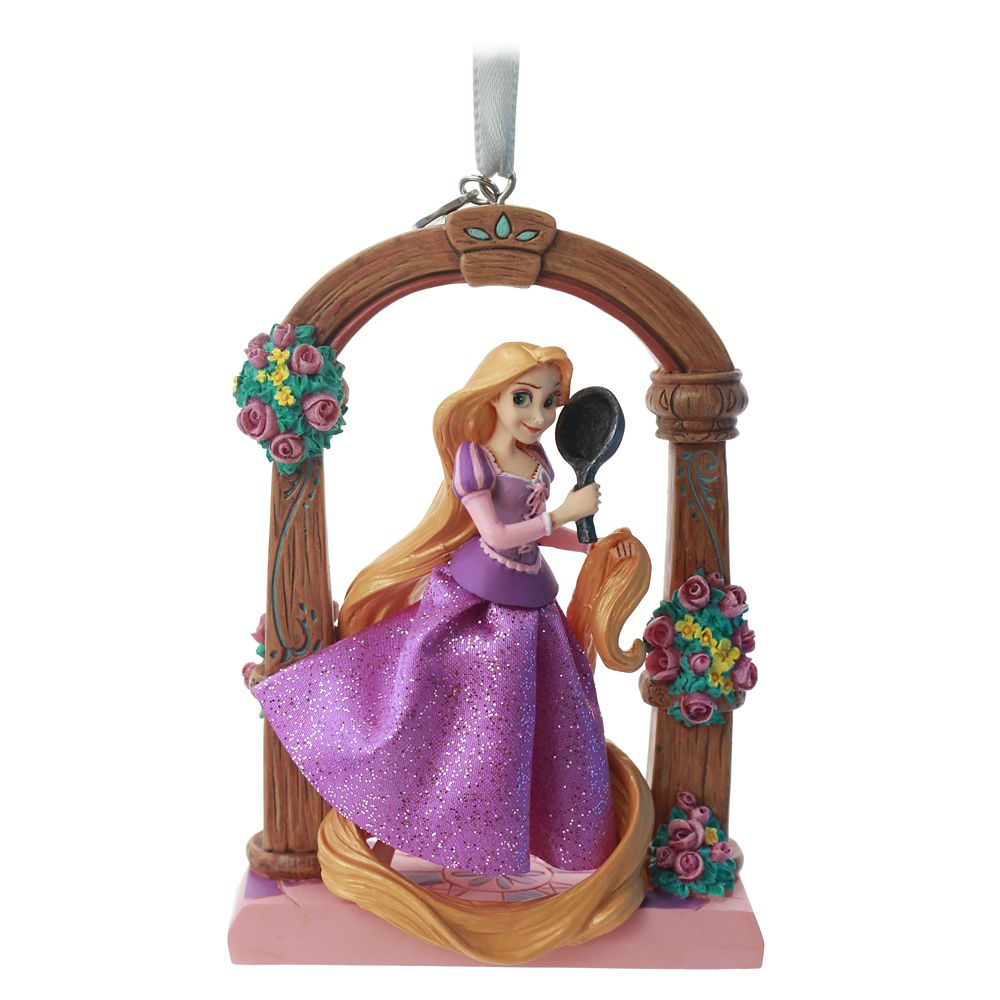 Rapunzel Fairytale Moments Sketchbook Ornament – Tangled