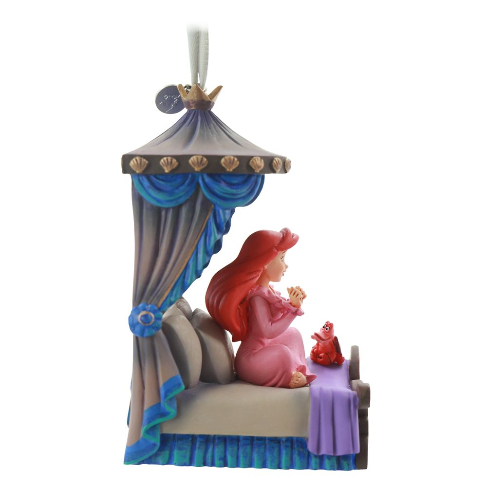 Ariel Fairytale Moments Sketchbook Ornament – The Little Mermaid