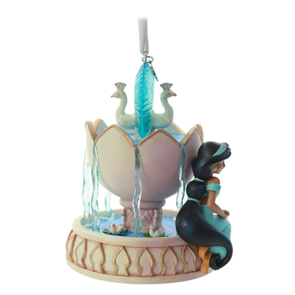Jasmine Fairytale Moments Sketchbook Ornament – Aladdin