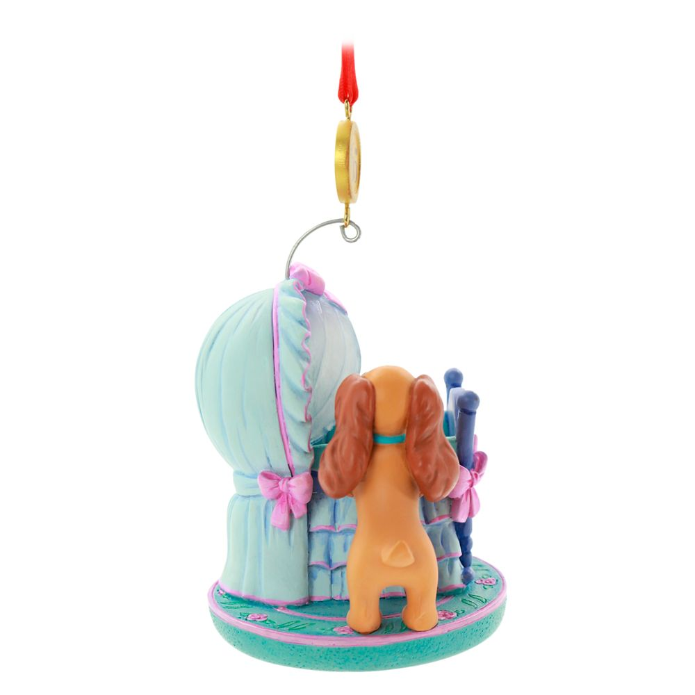 Lady and the Tramp Legacy Sketchbook Ornament – 65th Anniversary – Limited Release
