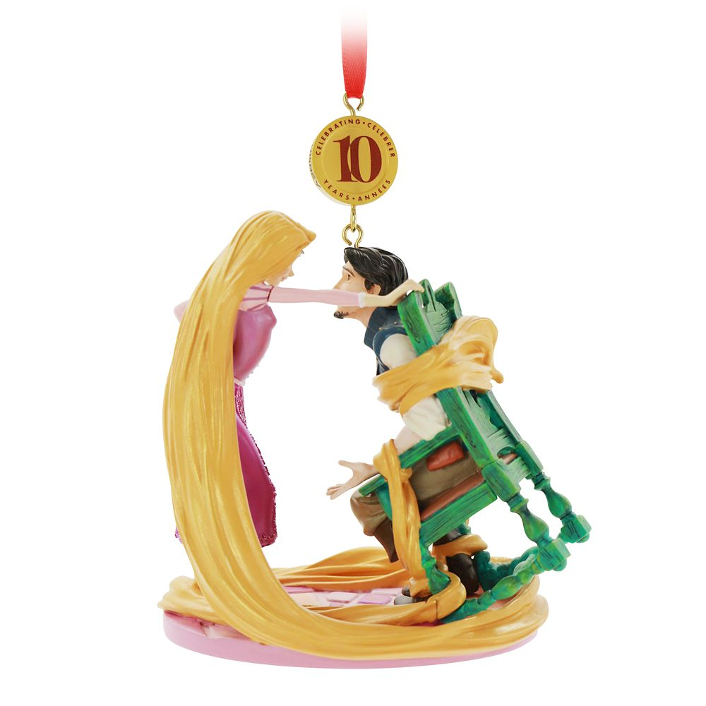 Tangled Legacy Sketchbook Ornament – 10th Anniversary – Limited Release
