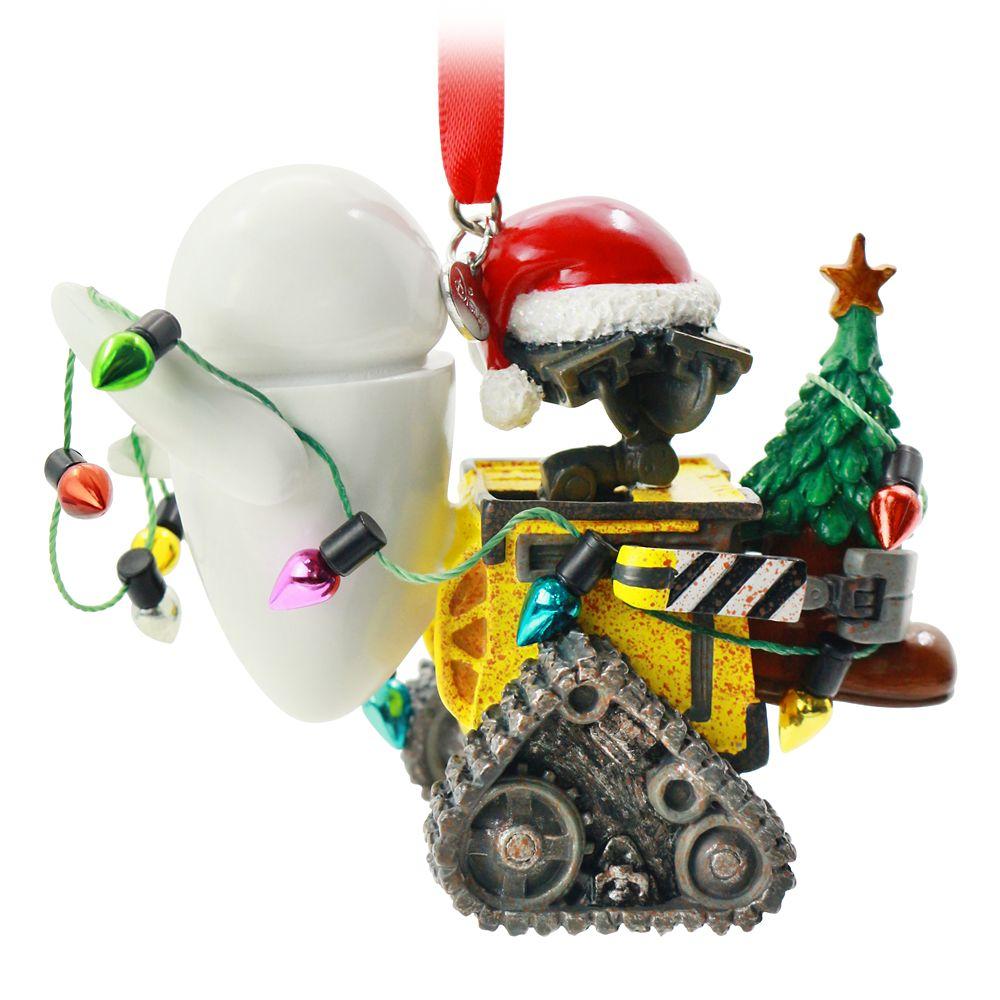 WALL•E and E.V.E. Sketchbook Ornament