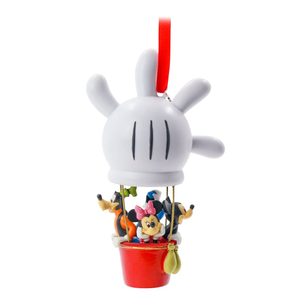 Mickey Mouse and Friends Sketchbook Ornament – Mickey Mouse Clubhouse