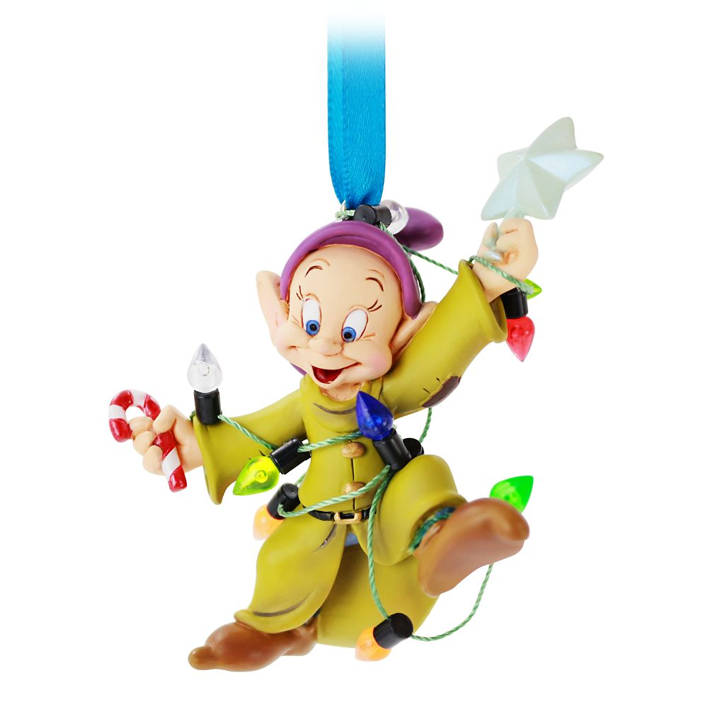 Dopey Sketchbook Ornament – Snow White and the Seven Dwarfs