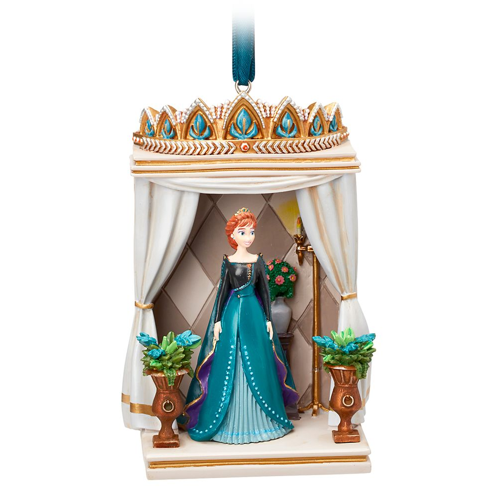 Anna Fairytale Moments Sketchbook Ornament – Frozen 2