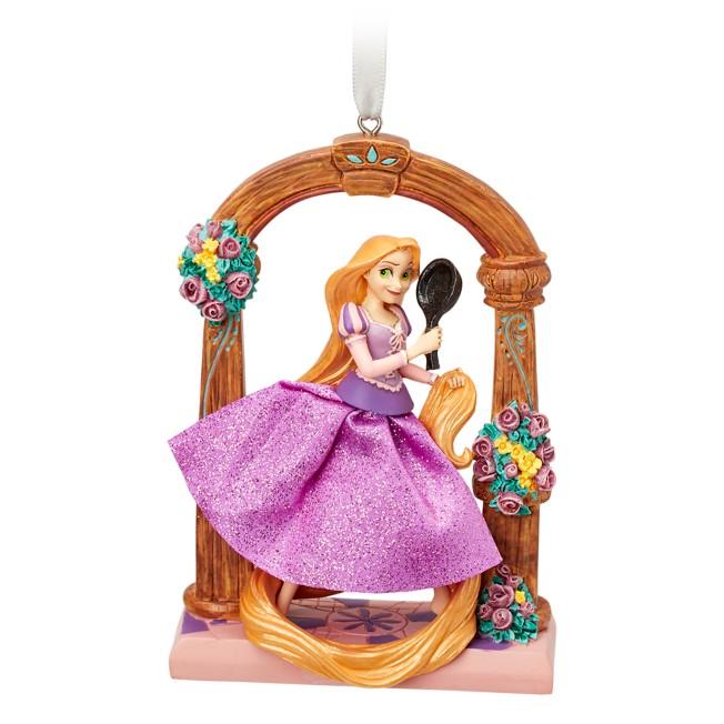 Rapunzel Fairytale Moments Sketchbook Ornament – Tangled