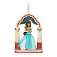 Jasmine Fairytale Moments Sketchbook Ornament – Aladdin