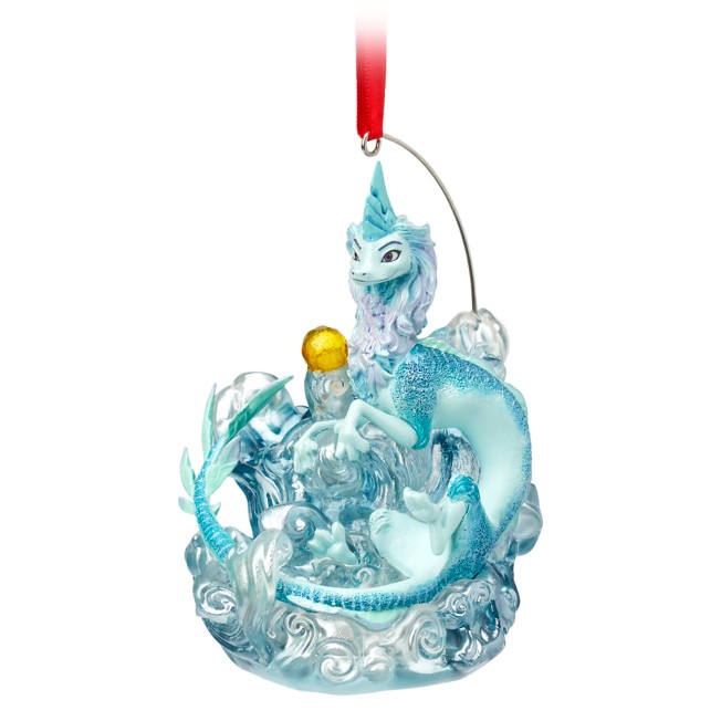 Sisu Light-Up Living Magic Sketchbook Ornament – Raya and the Last Dragon