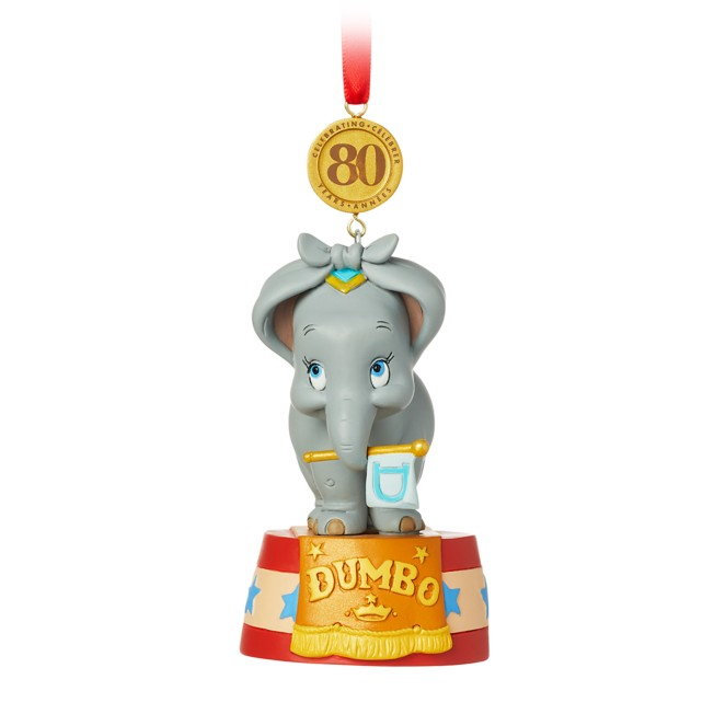 Dumbo Legacy Sketchbook Ornament – 80th Anniversary – Limited Release