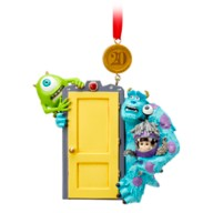 Monsters, Inc. Legacy Sketchbook Ornament – 20th Anniversary