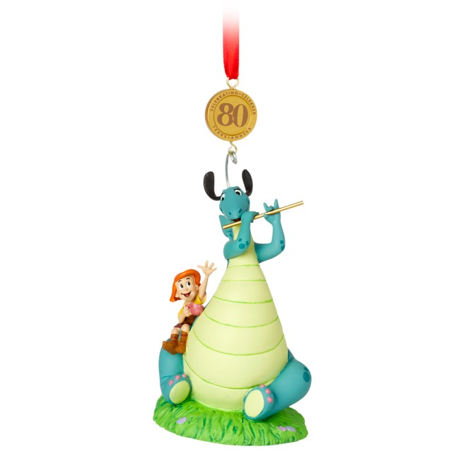 The Reluctant Dragon Legacy Sketchbook Ornament – 80th Anniversary – Limited Release