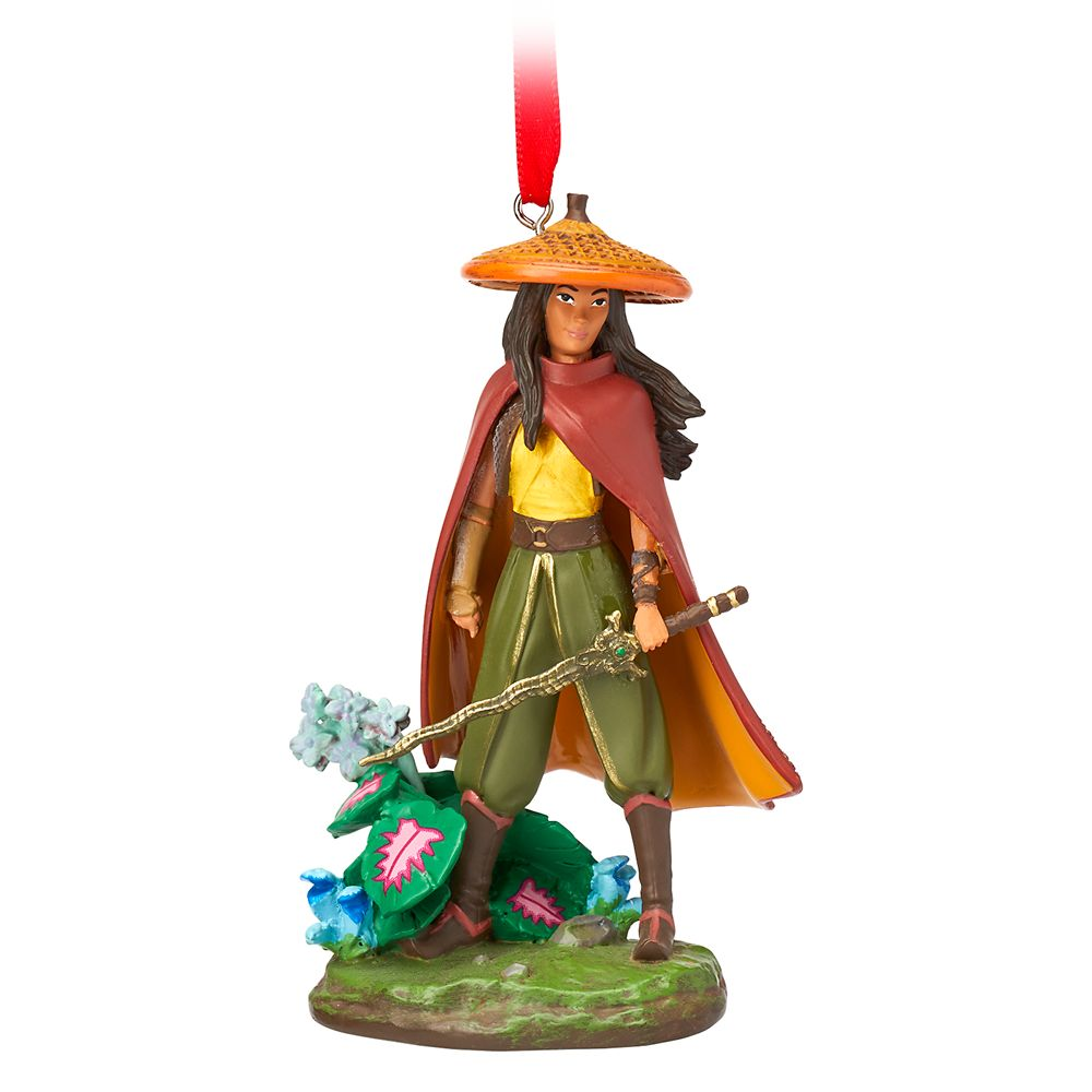 Raya Sketchbook Ornament – Raya and the Last Dragon