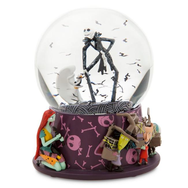 The Nightmare Before Christmas Water Globe