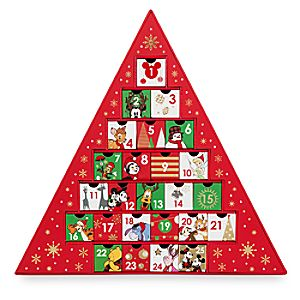 World of Disney Advent Calendar Gift Drawers