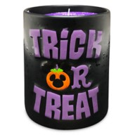 Mickey and Minnie Mouse Ghost Halloween Candle