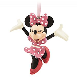 Minnie Mouse Sketchbook Ornament