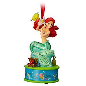Ariel Singing Sketchbook Ornament - The Little Mermaid