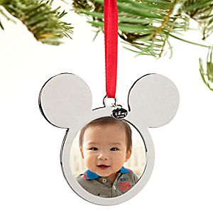 Mickey Mouse Icon Photo Frame Sketchbook Ornament - Personalizable