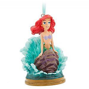 Ariel Singing Sketchbook Ornament