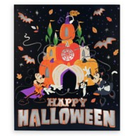 Mickey Mouse and Friends Halloween Light-Up Sign