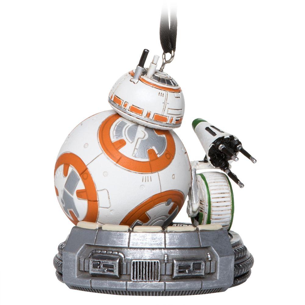 BB-8 & D-O Sketchbook Ornament – Star Wars: The Rise of Skywalker