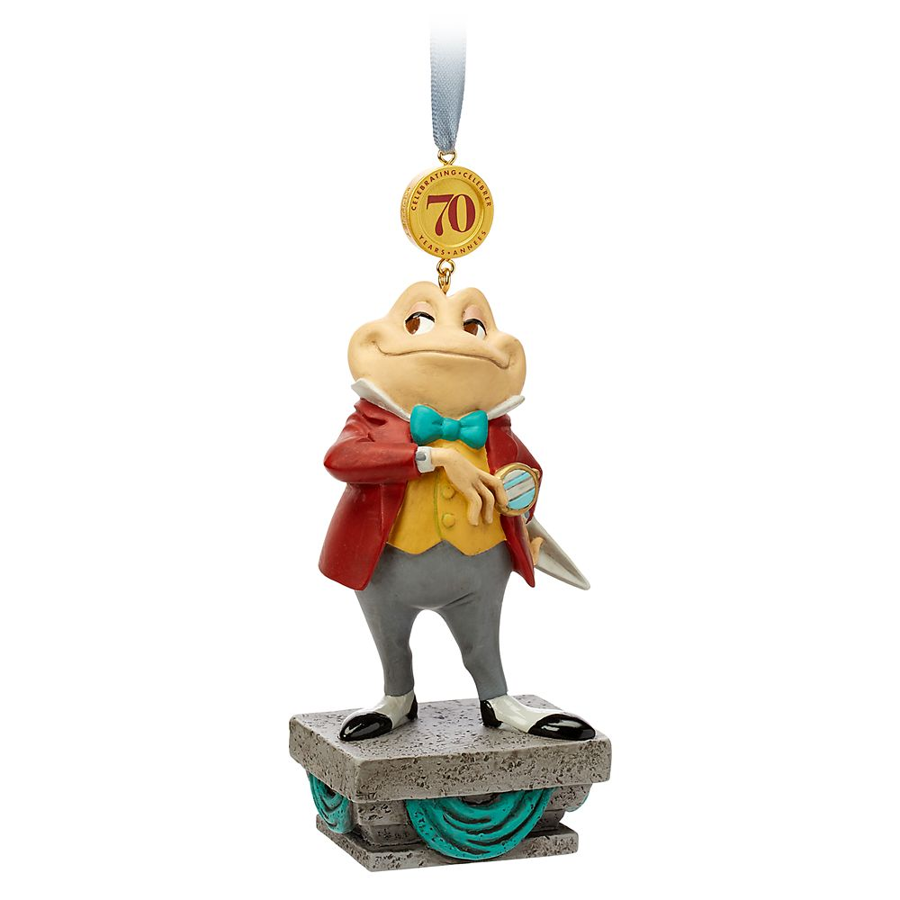 Mr. Toad Legacy Sketchbook Ornament  Limited Release Official shopDisney