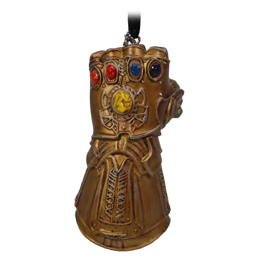 Infinity Gauntlet Light-Up Living Magic Sketchbook Ornament – Marvel's The Avengers: Endgame