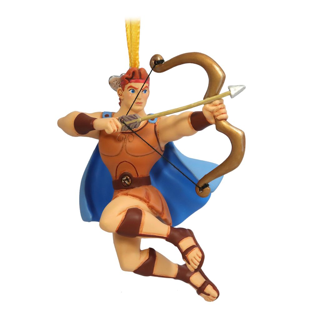 Hercules Sketchbook Ornament