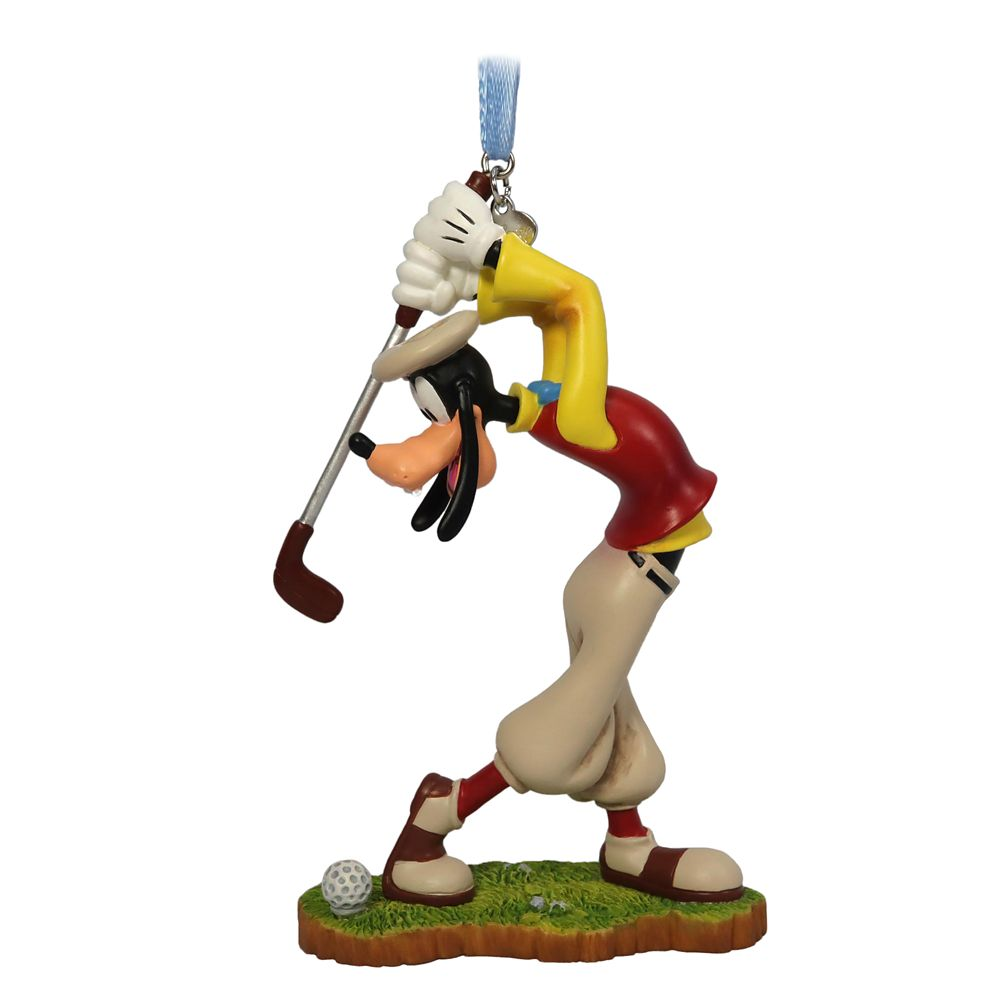 Goofy Sketchbook Ornament – How to Play Golf
