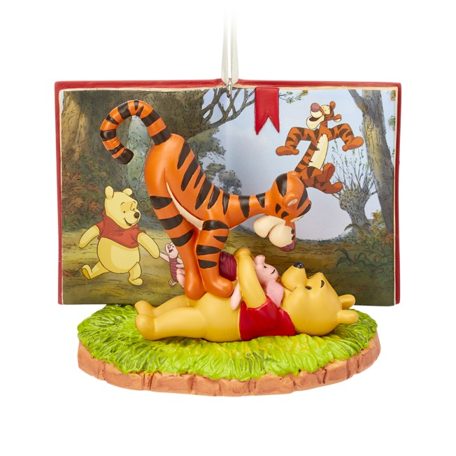 Winnie the Pooh and Pals Sketchbook Ornament