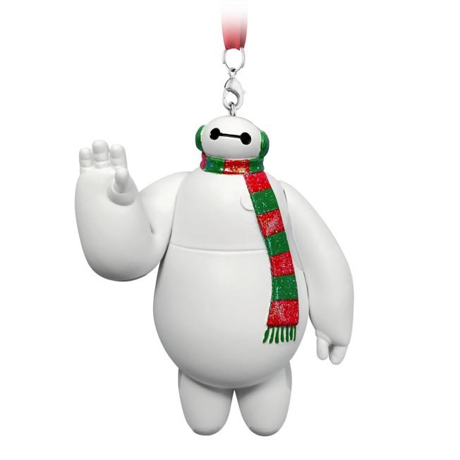 Baymax Figural Ornament – Big Hero 6