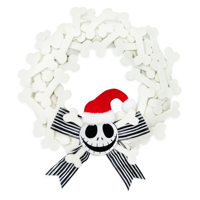 Jack Skellington Holiday Wreath – The Nightmare Before Christmas