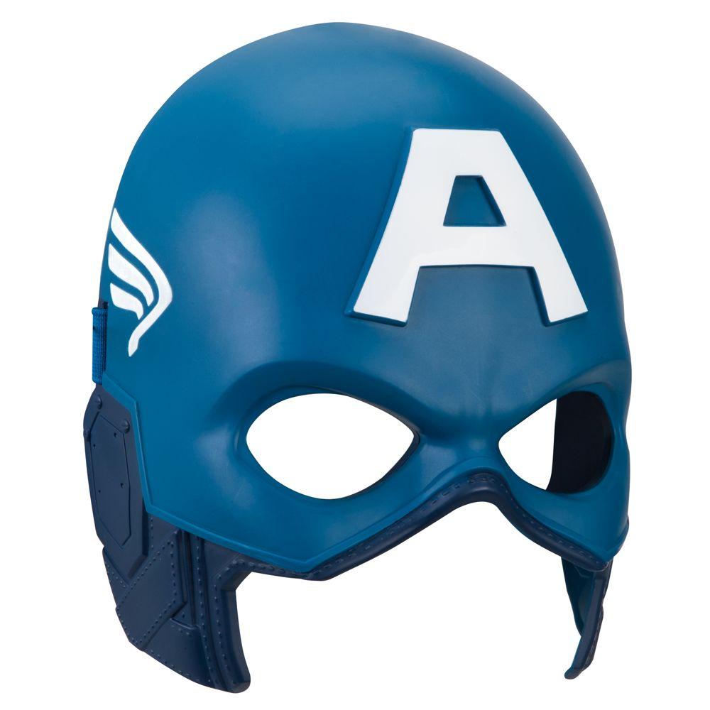 Marvel Hero Captain America Mask