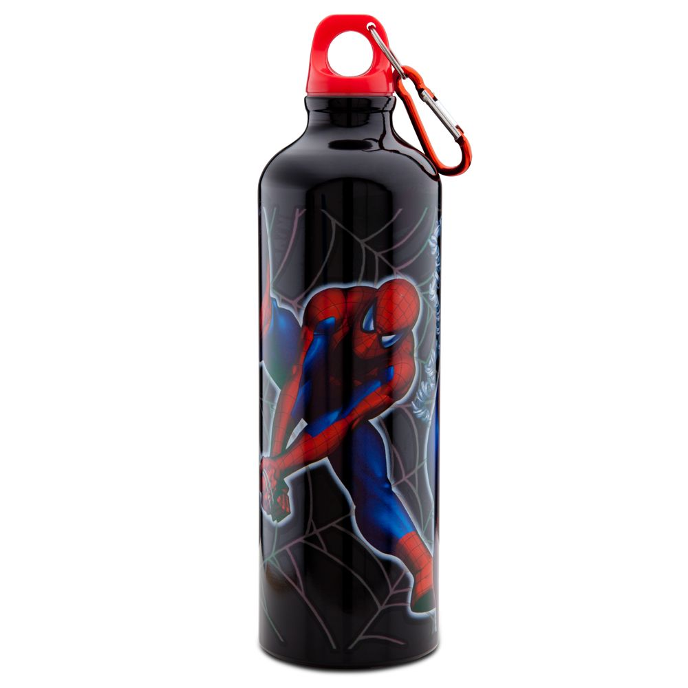 Aluminum Spider-Man Water Bottle