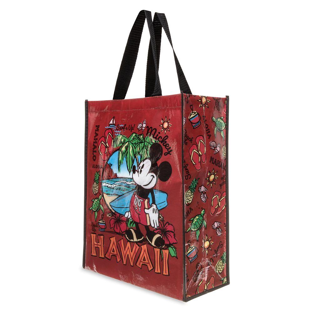 Mickey Mouse Reusable Tote – Hawaii