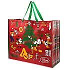 Mickey Mouse and Friends Reusable Tote - Holiday - Extra Large