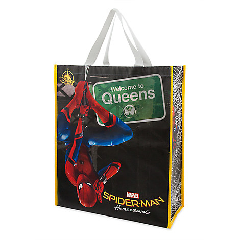 Spider-Man: Homecoming Reusable Tote Bag