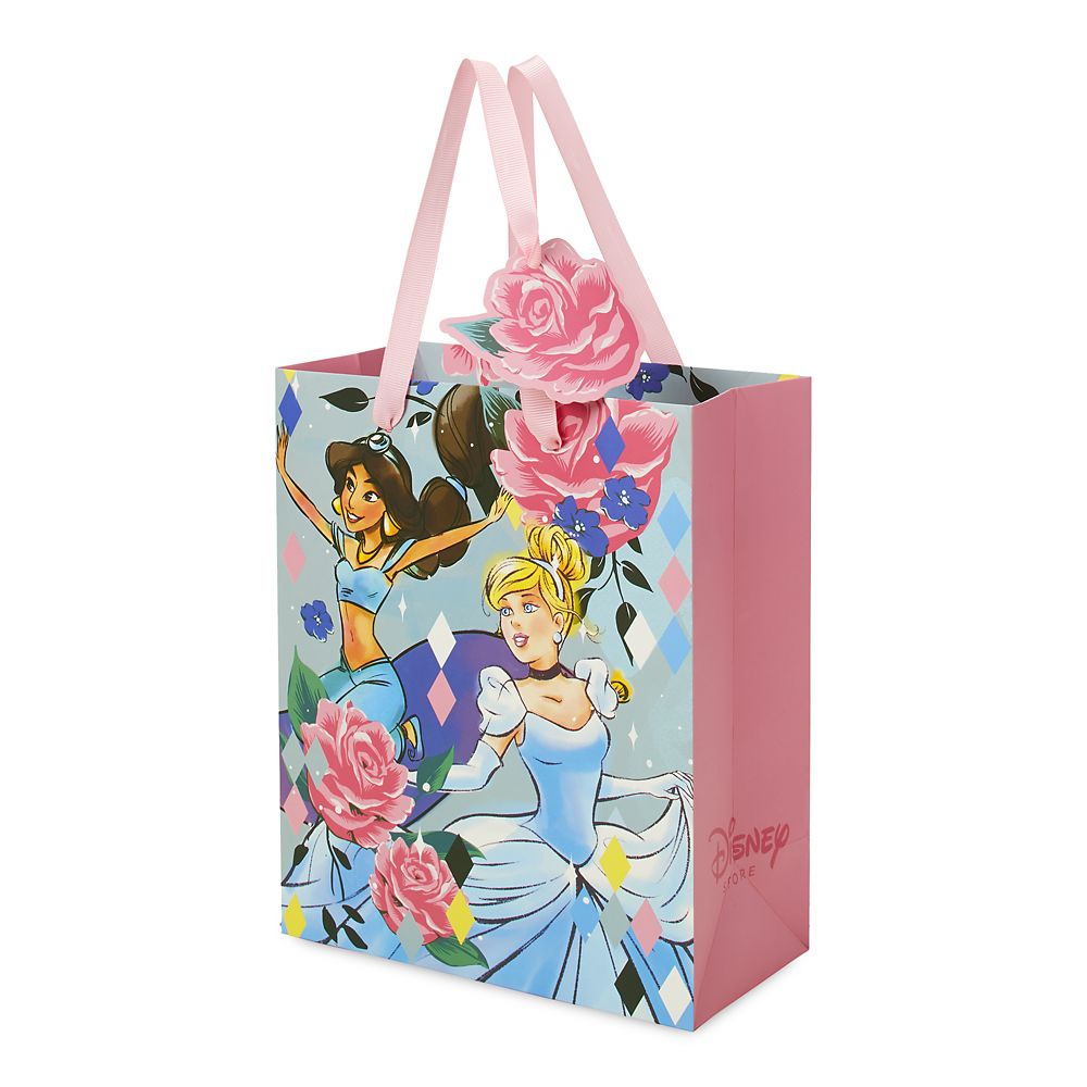 Jasmine and Cinderella Deluxe Gift Bag – Small