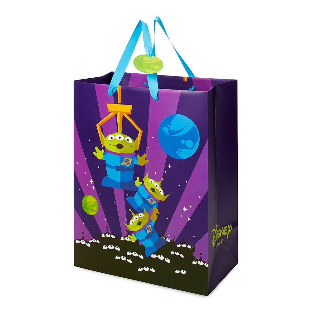 Toy Story Aliens Deluxe Gift Bag – Medium